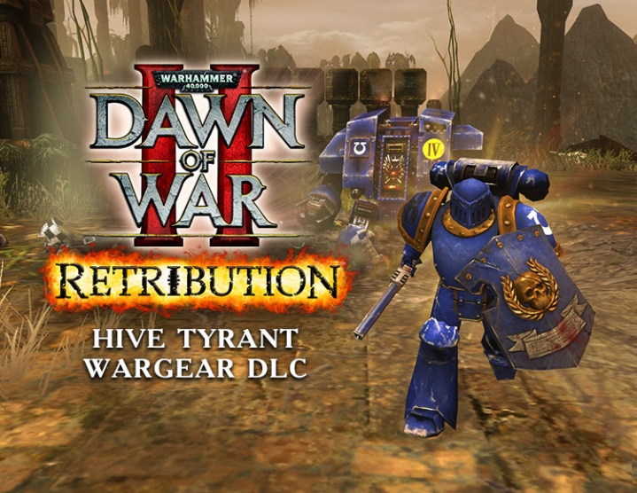 Dawn of War II Retribution Hive Tyrant Steam key -- RU