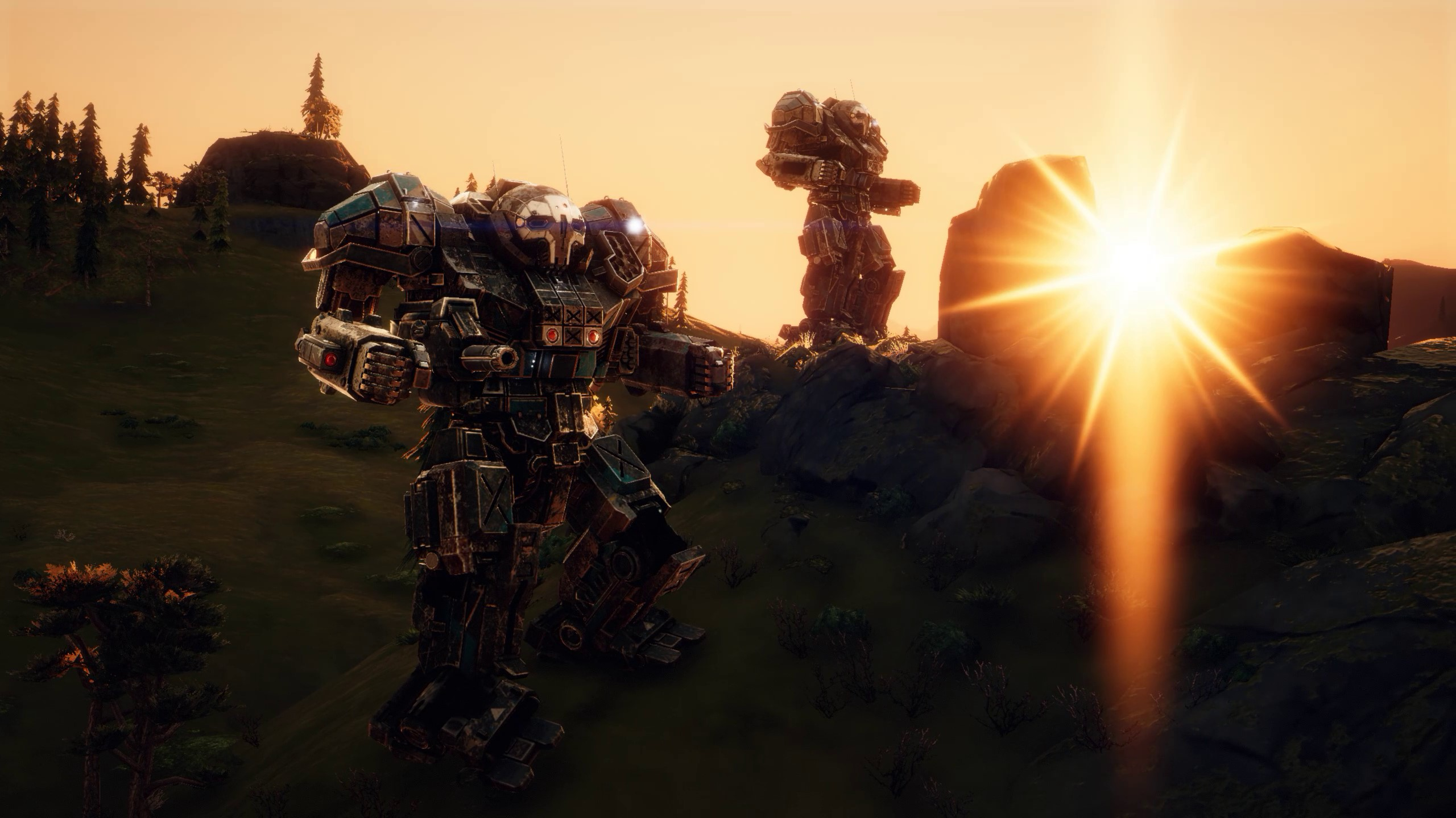 BATTLETECH (steam key) -- RU