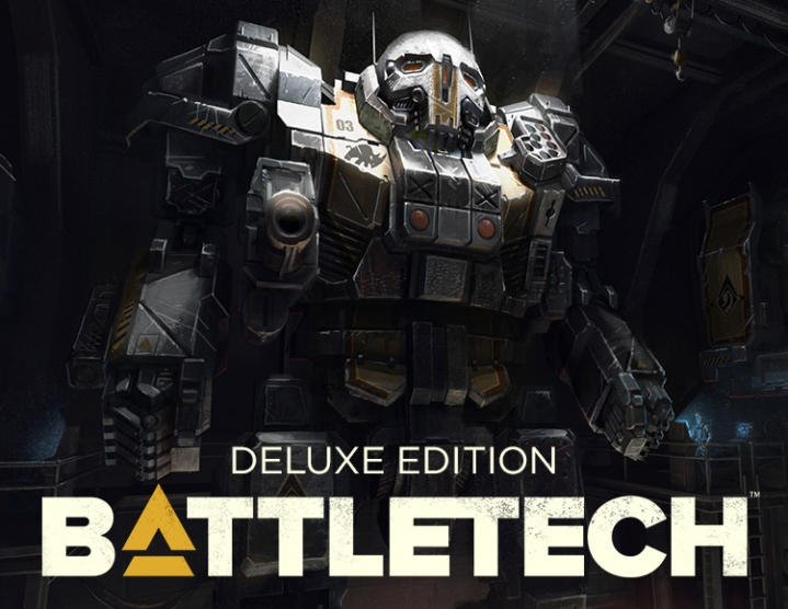 BATTLETECH  Deluxe Edition (steam key) -- RU