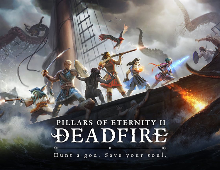 Pillars of Eternity II Deadfire (Steam key) -- RU