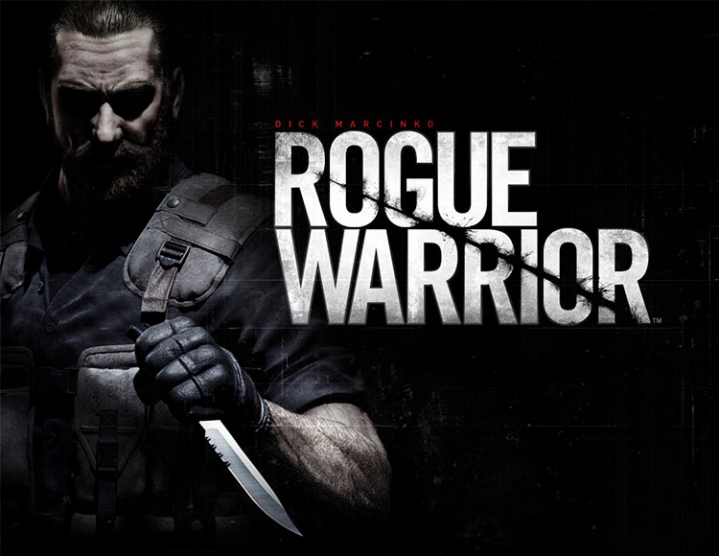 Rogue Warrior (Steam key) -- RU