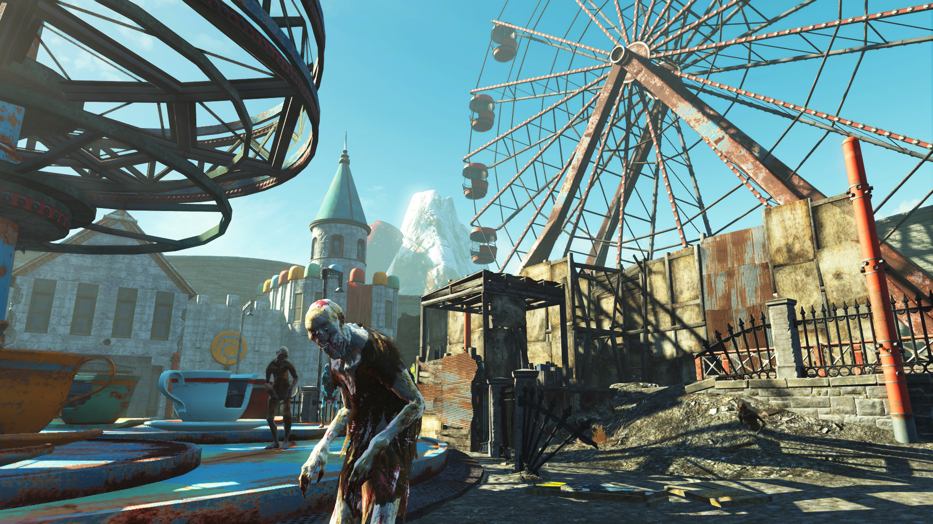 Buy now Fallout 4 Nuka World DLC (steam key) -- RU and download