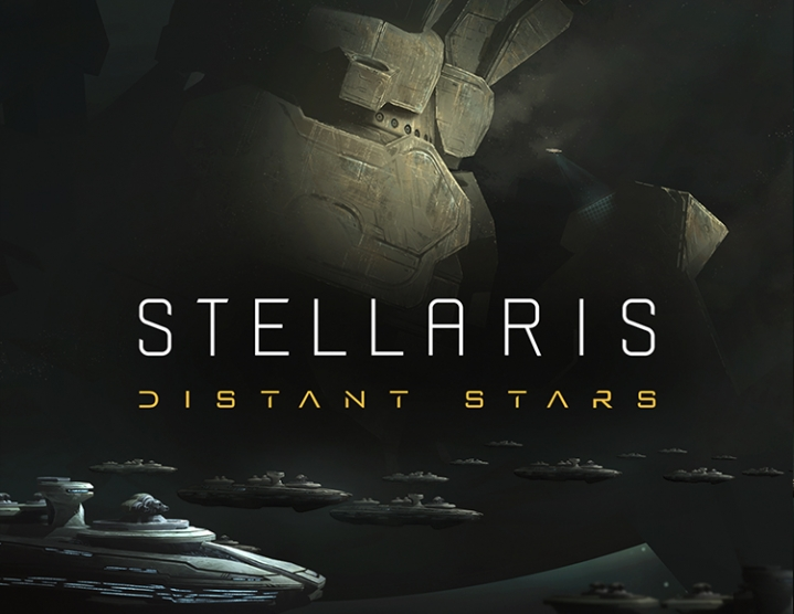 Stellaris  Distant Stars Story Pack (steam key) -- RU