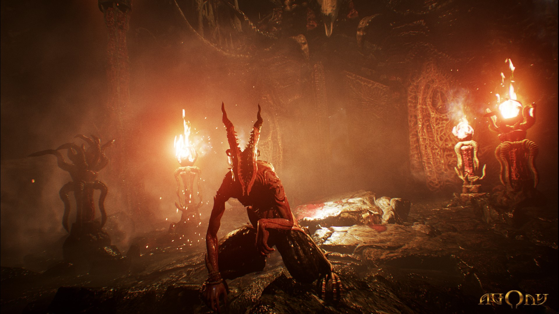 Agony (Steam key) -- RU