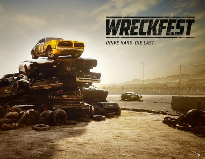 Wreckfest (steam key) -- RU