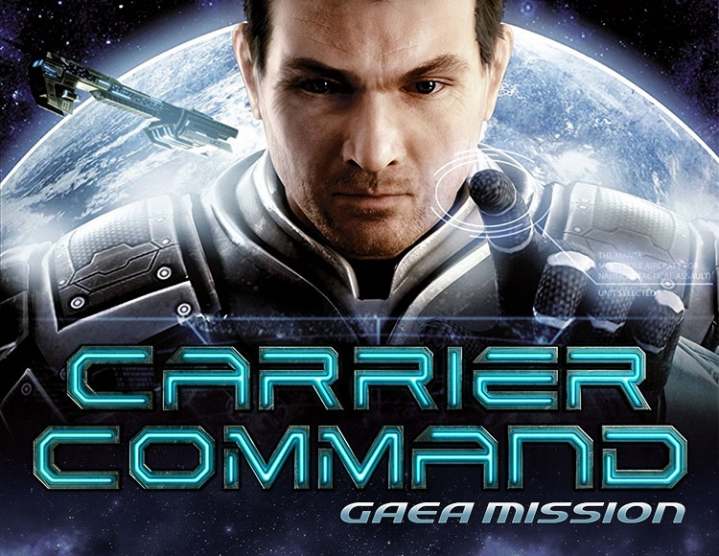 Carrier Command Gaea mission (steam key) -- RU