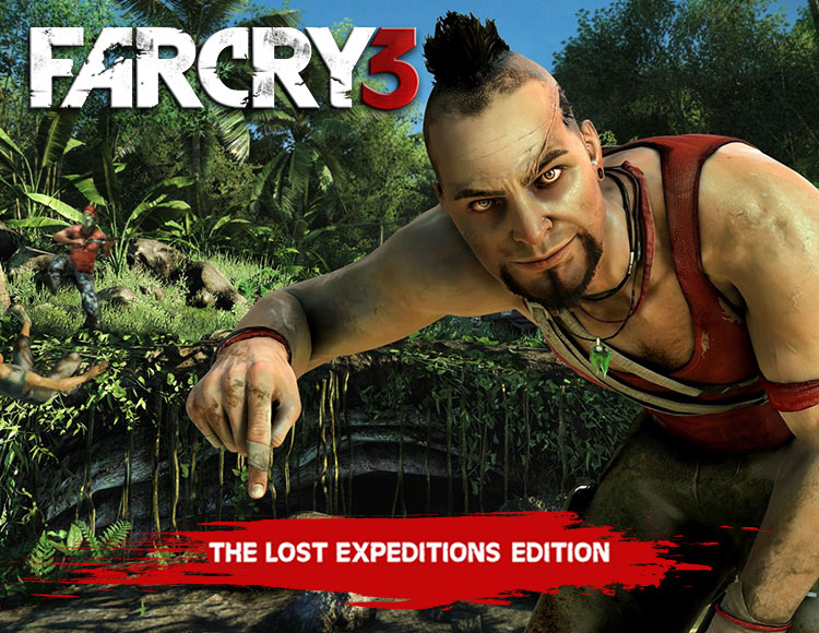 Buy Far Cry 3 The Lost Expedition (uplay key) -- RU and download