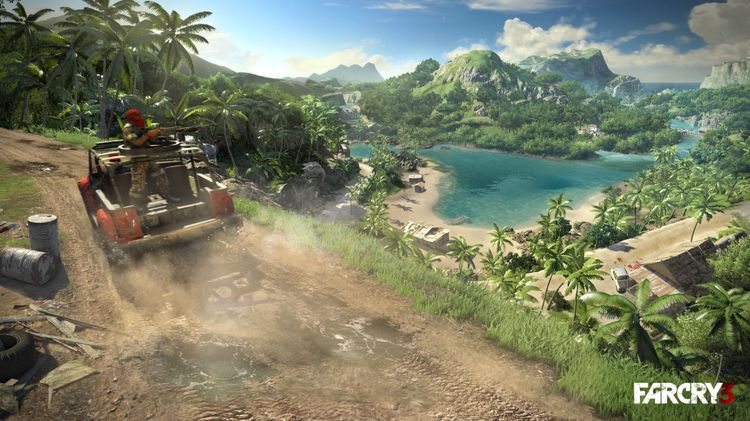 Far Cry 3 Standart Edition (uplay key) -- RU