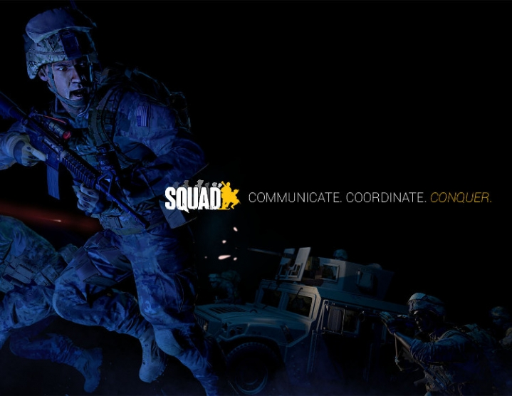 Squad (steam key) -- RU