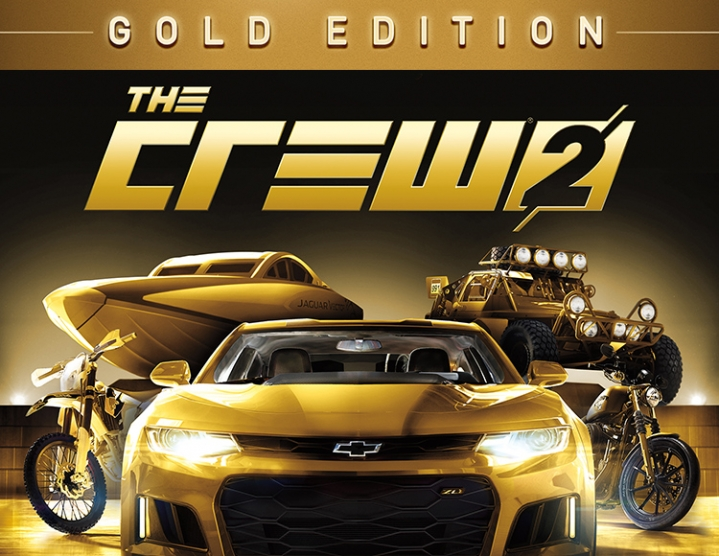THE CREW 2 GOLD EDITION (uplay key) -- RU