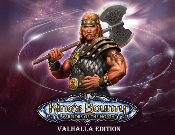 Kings Bounty Warriors of North Valhala Ed Steam -- RU