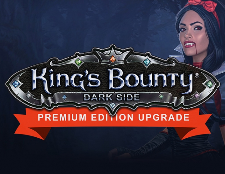 Kings Bounty Dark Side Premium Edition Upg Steam -- RU
