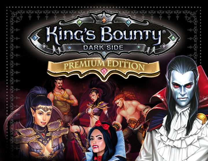 Kings Bounty Dark Side Premium Edition (steam) -- RU