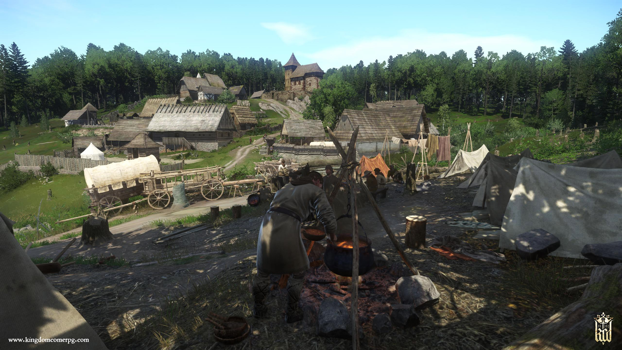 Kingdom Come Deliverance From the Ashes -- Region free