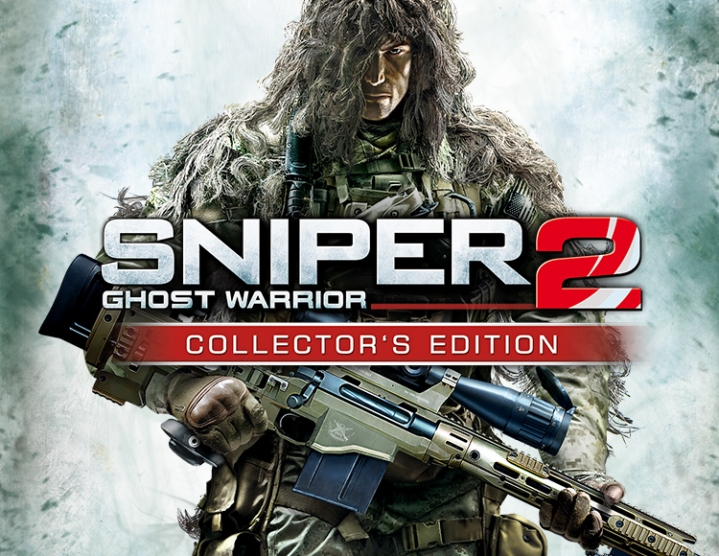 Sniper Ghost Warrior 2 Collector Edition (Steam) -- RU