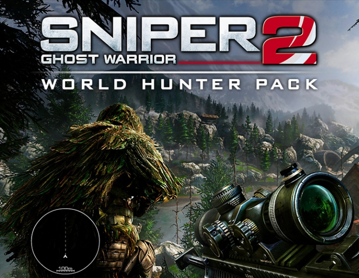 Sniper Ghost Warrior 2 World Hunter Pack (Steam) -- RU