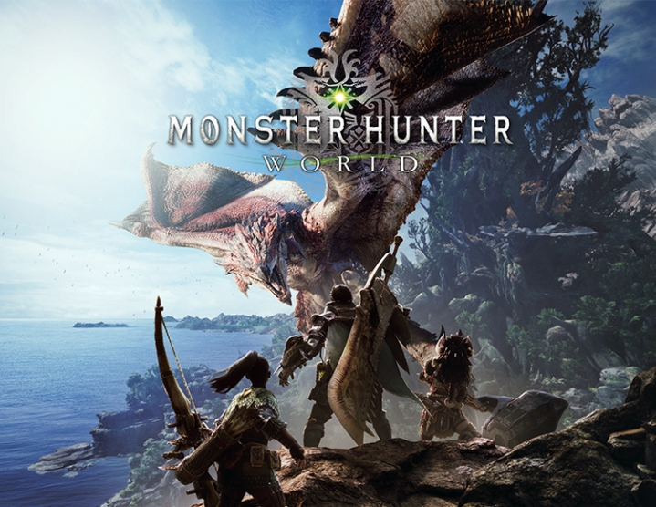 MONSTER HUNTER WORLD (Steam key) -- RU