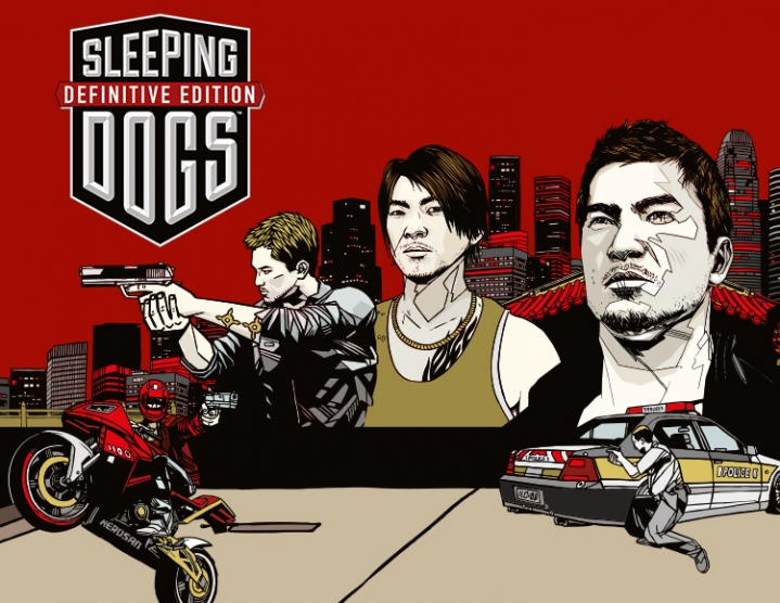 Sleeping Dogs Definitive Edition (steam key) -- RU
