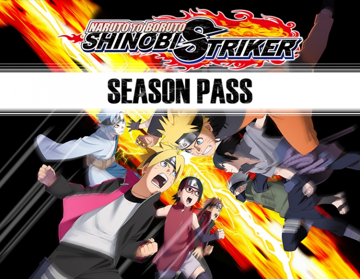Naruto to Boruto Shinobi Striker Season Pass -- RU