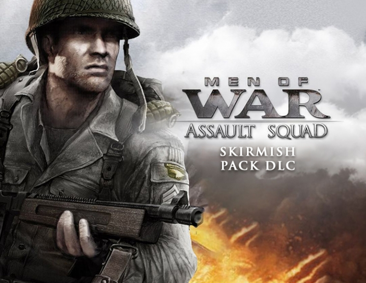 Men of War Assault Squad Skirmish Pack -- RU