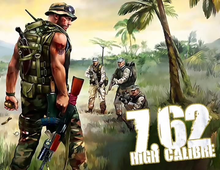 762 High Calibre (Steam key) -- RU