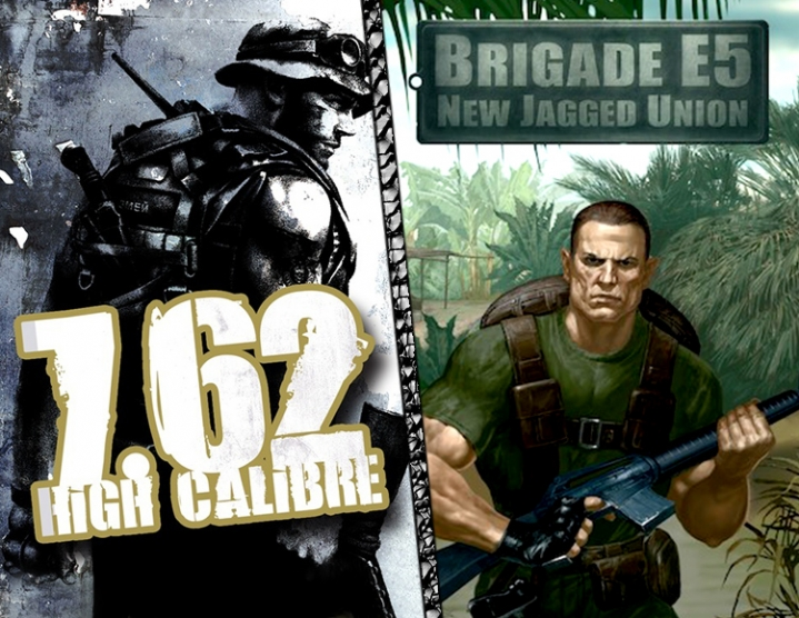 762 High Calibre  Brigade E5 pack (steam key) -- RU
