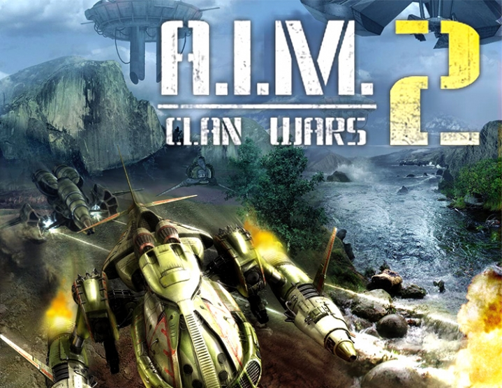 AIM2 Clan Wars (steam key) -- RU