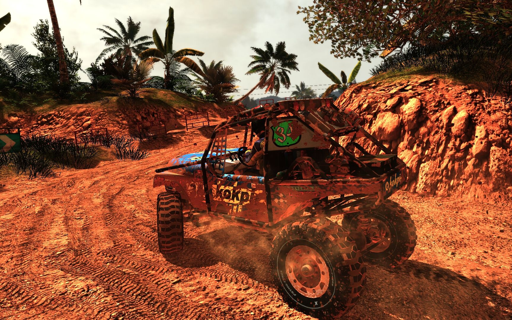 OffRoad Drive (steam key) -- RU