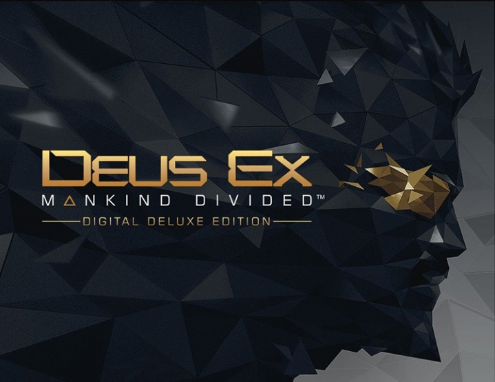 Deus Ex Mankind Divided Deluxe (Steam key) -- RU