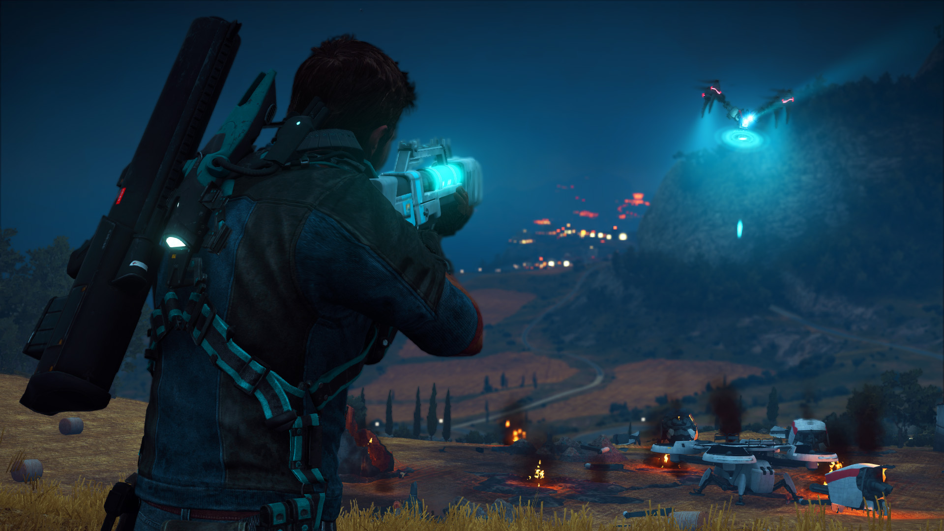 Just Cause 3 DLC Sky Fortress Pack (Steam key) -- RU