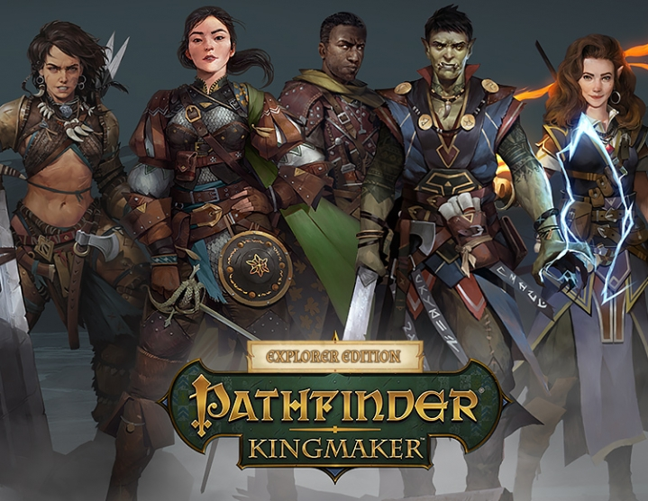 Pathfinder Kingmaker Special Edition (steam key) -- RU