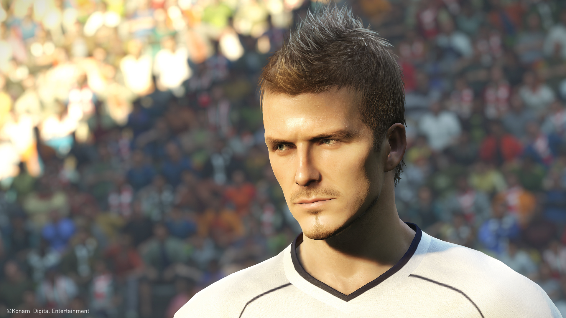 PRO EVOLUTION SOCCER 2019 David Beckham Ed Steam -- RU