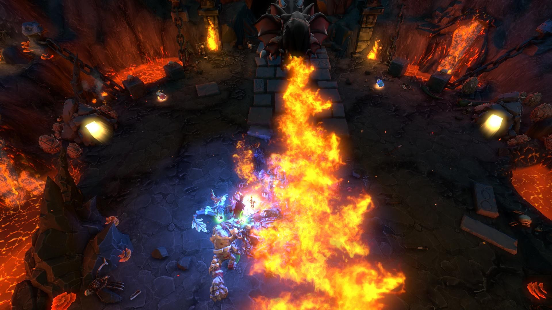 Dungeons 2 A Chance of Dragons (Steam) -- Region free