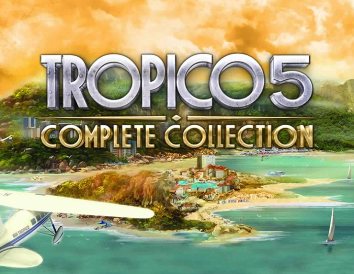 Tropico 5 Complete Collection (Steam key) -- RU