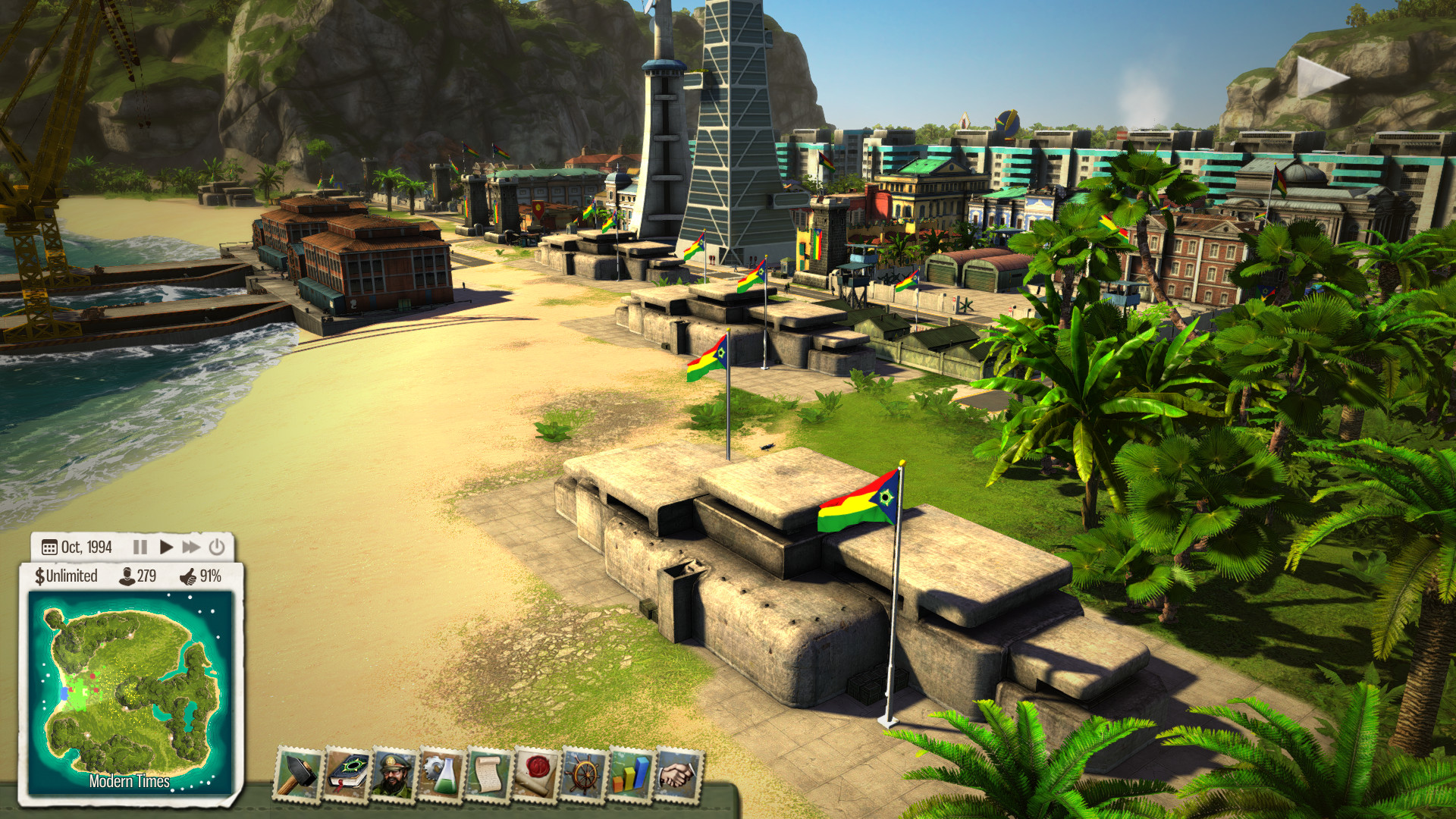 Tropico 5 TDay (Steam key) -- RU