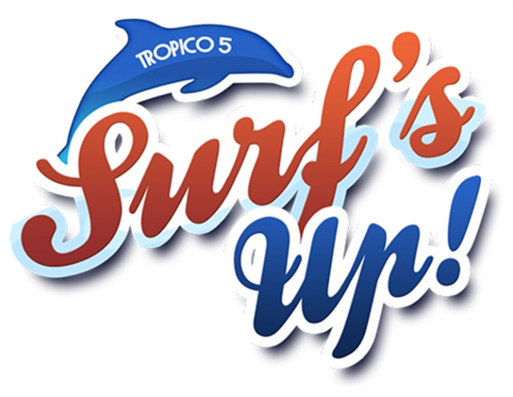 Tropico 5 Surfs Up (Steam key) -- RU