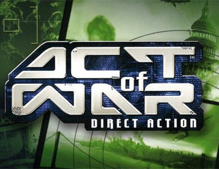 Act of War Direct Action (Steam key) -- RU