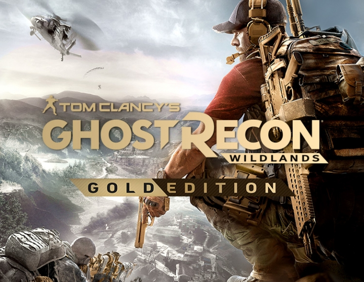 Ghost Recon Wildlands Year 2 Gold Edition Uplay -- RU