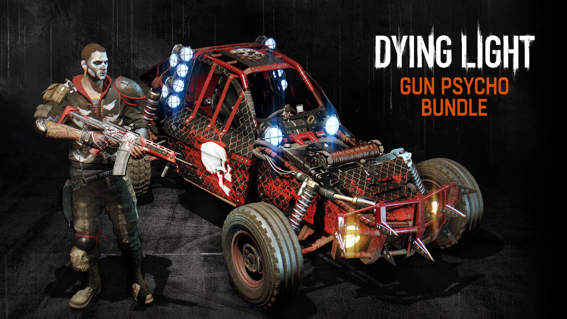 Dying Light Gun Psycho Bundle (Steam) -- RU