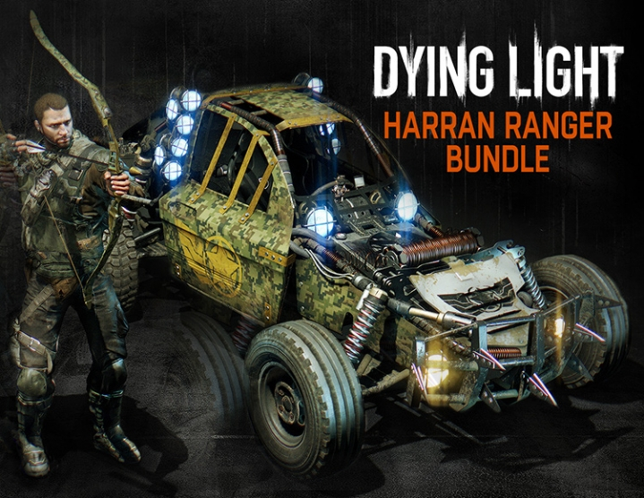 Dying Light Harran Ranger (Steam) -- RU