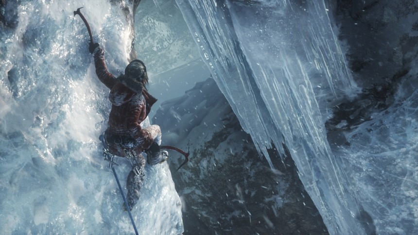Rise of the Tomb Raider Season Pass (Steam key) -- RU