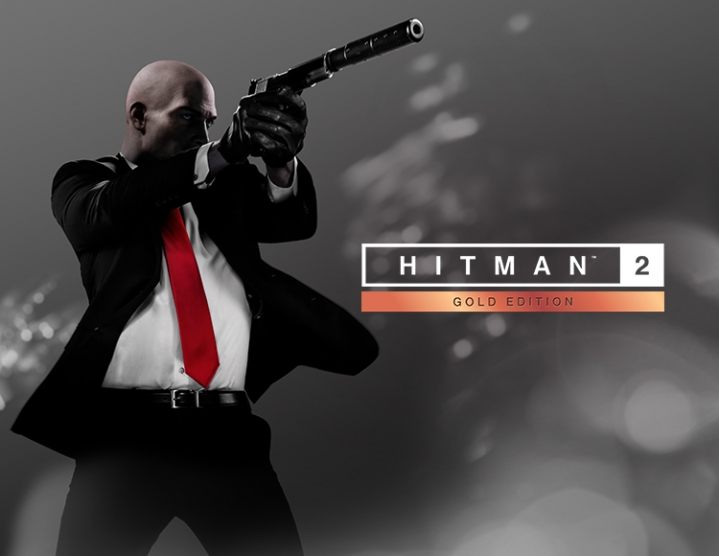 Hitman 2 Gold edition (steam key) -- RU