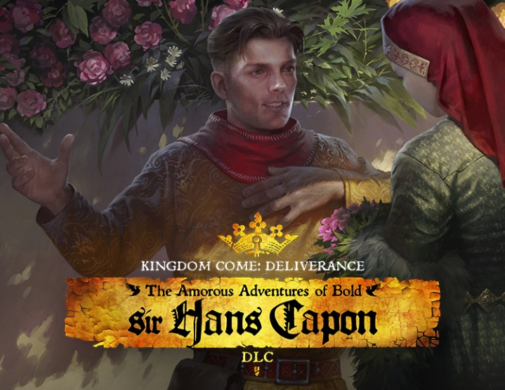 Kingdom Come The Amorous Adventures -- Region free