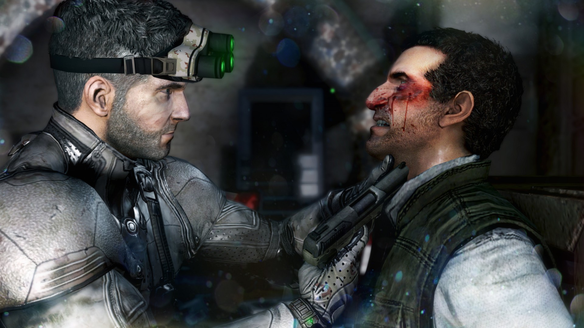 Tom Clancys Splinter Cell Blacklist Deluxe -- RU