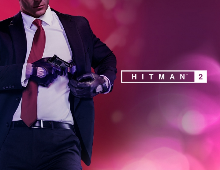 Hitman 2 (Steam key) -- RU