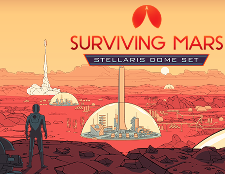 Surviving Mars Stellaris Dome Set (Steam key) -- RU