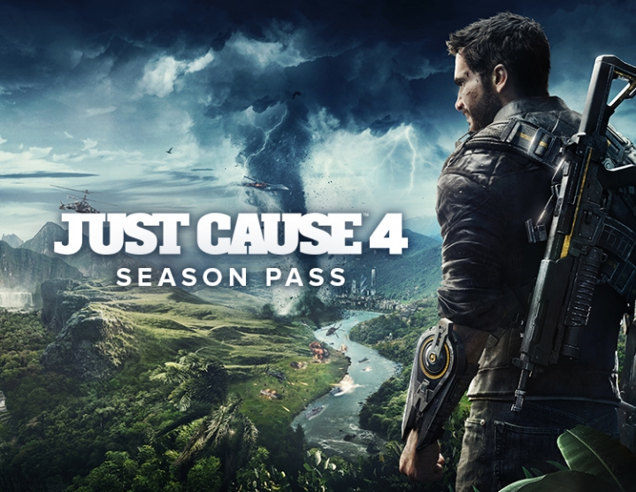 Just Cause 4 Expansion Pass (Steam key) -- RU