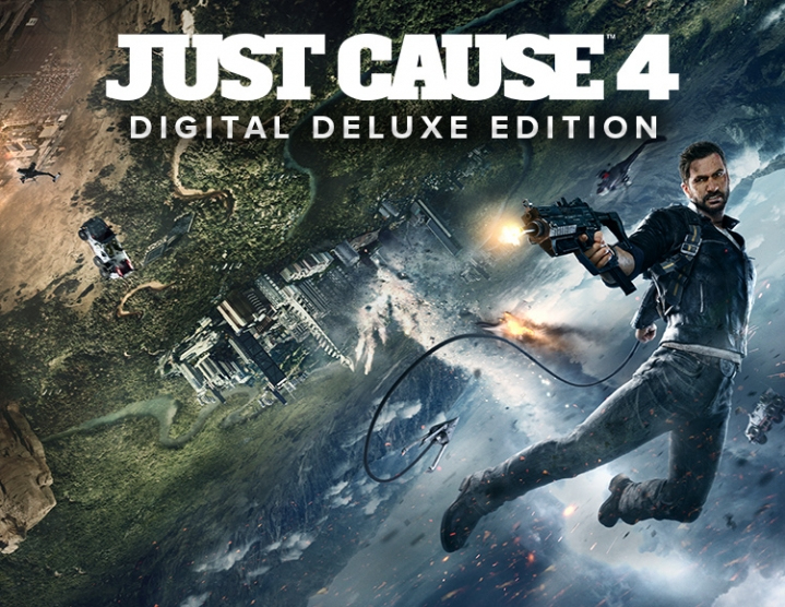 Just Cause 4 Deluxe Edition (Steam key) -- RU