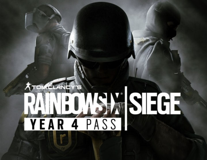 Tom Clancys Rainbow Six Siege Year 4 Pass Uplay -- RU