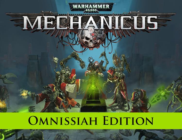 Warhammer 40000 Mechanicus Omnissiah Edition  -- RU
